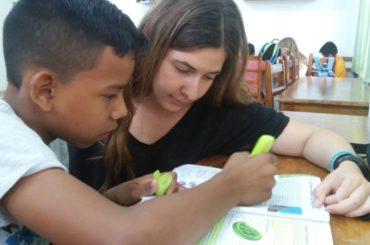 Voluntariado en Bahía de Caraquez