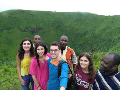 voluntariado en Camerún