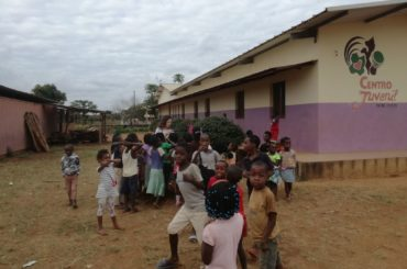 Voluntariado en Mozambique